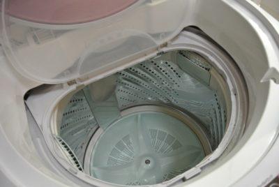 衣替え ニット 洗濯 洗濯機 中身