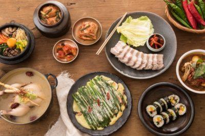 韓国 祭祀 料理 色々