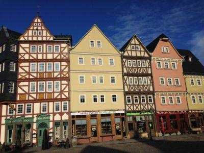 ドイツ 村 千葉 水遊び 建物