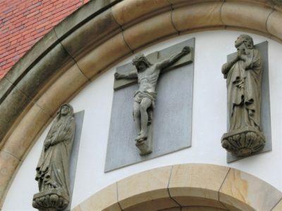 教会 祭壇 花 キリスト教