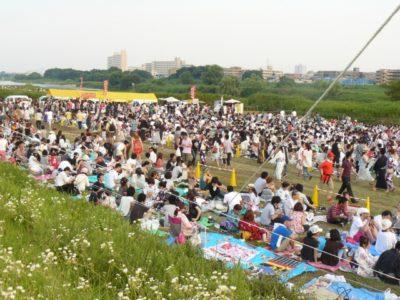 釜山 花火大会 2020 観覧席