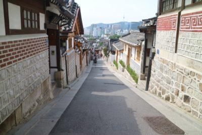 韓国 祭祀 料理 建物