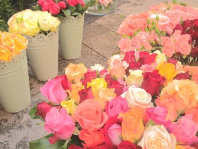 教会 祭壇 花 花屋