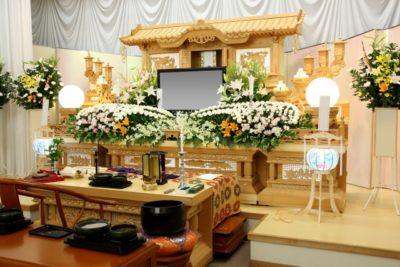 祭壇 作り方 自宅 お葬式