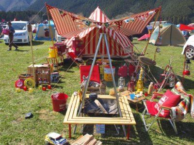 キャンプ 子供 地頭 キャンプ場