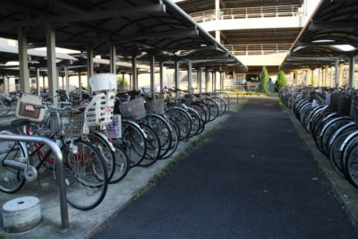 自転車 フリーマーケット 東京 駐輪場
