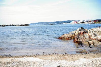 潮干狩り 福岡 宗像 海岸