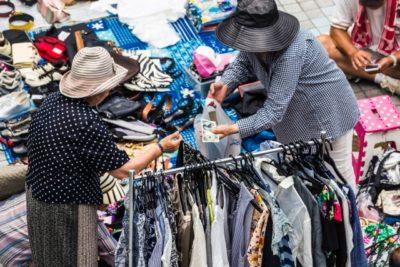 フリーマーケット 神戸市 北区 取引