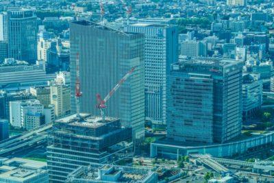 フリーマーケット 横浜スカイ ビル 風景