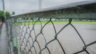 潮干狩り 愛知県 中止 フェンス
