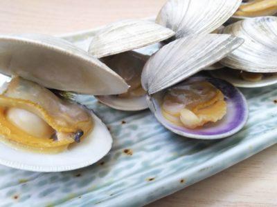 徳島 潮干狩り ハマグリ 酒蒸し