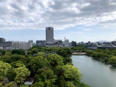 広島中央公園 フリーマーケット 風景