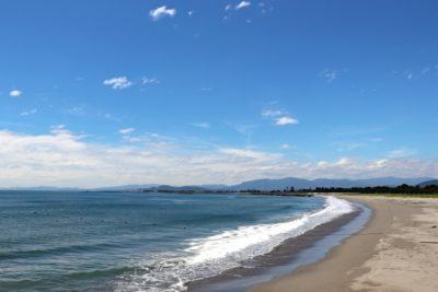 徳島 潮干狩り 月見ヶ丘 海岸