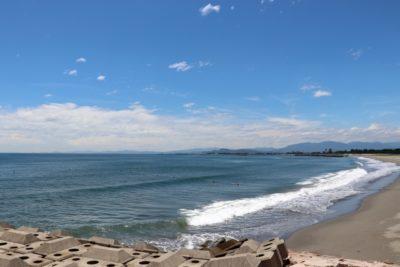 潮干狩り 徳島 県南 波