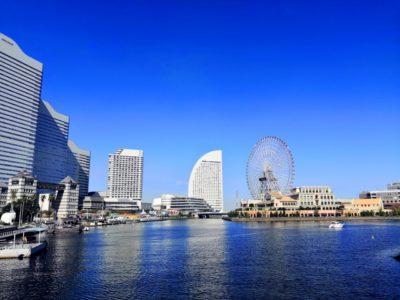 フリーマーケット 横浜スカイ ビル 海