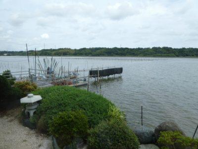 潮干狩り 浜名湖 中之島 漁船