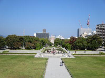 広島大学跡地 フリーマーケット 広場