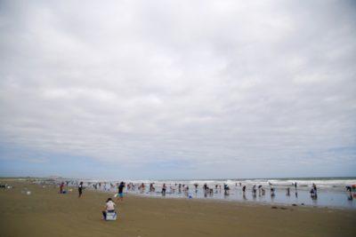 潮干狩り 浜名湖 穴場 ビーチ