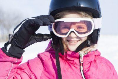 スキー サイズ 選び方 子供 ヘルメット