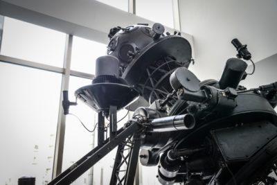 名古屋市 科学館 プラネタリウム 投影機