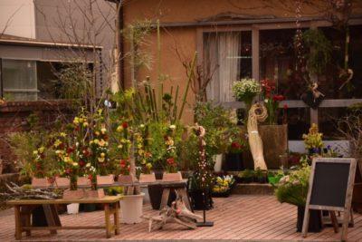 海老名 フラワーランド フリーマーケット 花屋