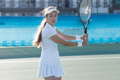 テニス ガット テンション 子供 女性