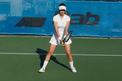 テニス 子供 テニスプレーヤー