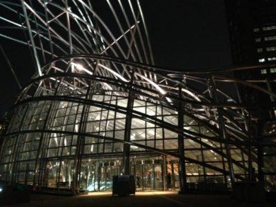 東京都現代美術館 プラネタリウム 美術館