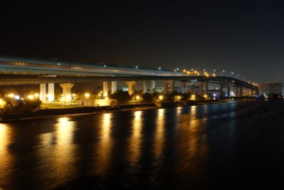 芦屋浜 フリーマーケット 夜景