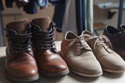 フリマ 出店 レイアウト 靴
