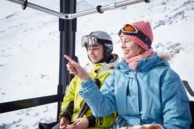 スキー 子供 初心者 教え方 ボーゲン リフト