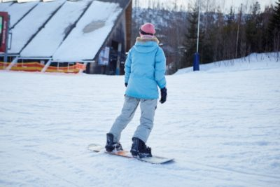 スノーボード ビンディング 角度 子供 スタンス 女性