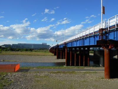 関戸橋 フリマ 2020 橋
