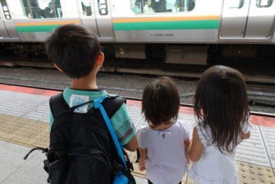 新幹線 グリーン車 子供 連れ 兄弟