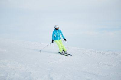 スキー サイズ 選び方 子供 滑る人