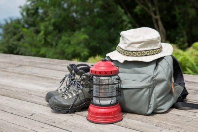 3人家族 キャンプ ブログ 道具