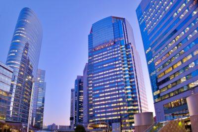 プラネタリウム 東京 安い ビル群