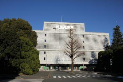 プラネタリウム 東京 大人 建物外観