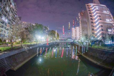 横浜ビジネスパーク フリーマーケット 川
