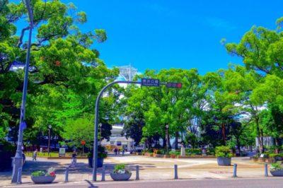 横浜大通り公園 フリーマーケット 公園