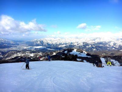 スノーボード ビンディング 角度 子供 スタンス スキー場