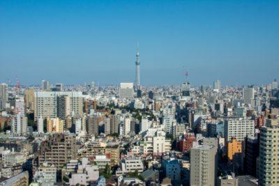 東京 スカイツリー プラネタリウム 東方神起 街並み