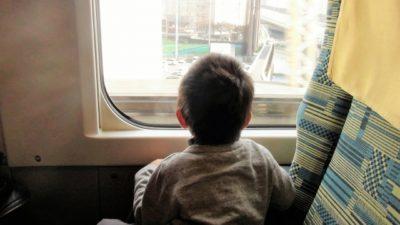 新幹線 グリーン車 子供 連れ 車窓
