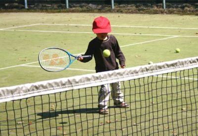 テニス 子供 男の子