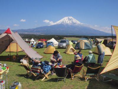 3人家族 キャンプ ブログ キャンプ場