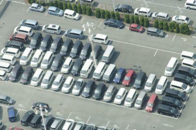 エコパ フリーマーケット バイク 駐車場