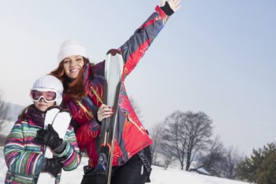 北海道 スキー ツアー 子供 親子
