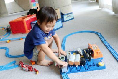 電車 子供 喜ぶ 楽しめる プラレール