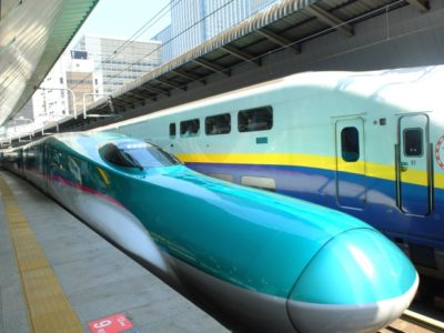 新幹線 子供 暇つぶし 外観