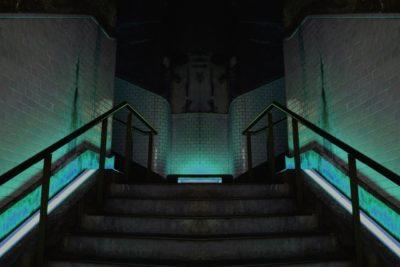 大阪 子供 イベント 電車 暗い